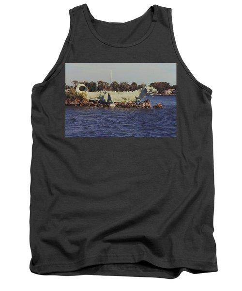 Merritt Island River Dragon Tank Top
