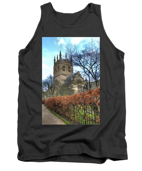 Merton College Chapel Tank Top