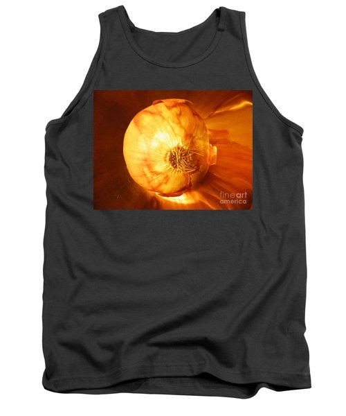 Meteoric Onion Tank Top by Brian Boyle