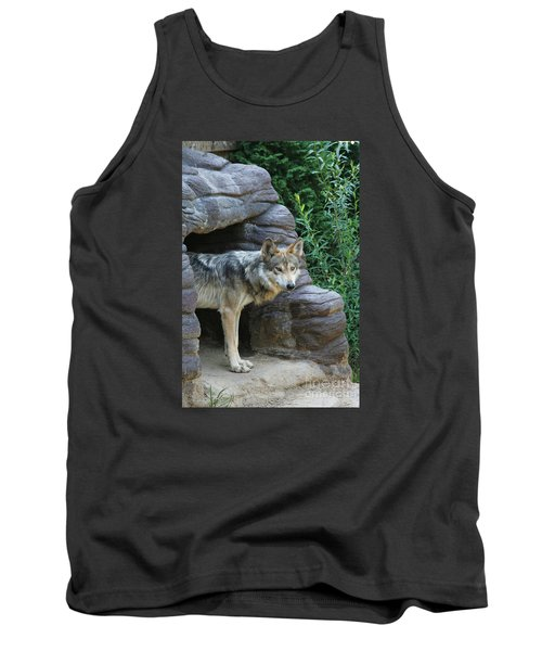 Mexican Wolf #2 Tank Top