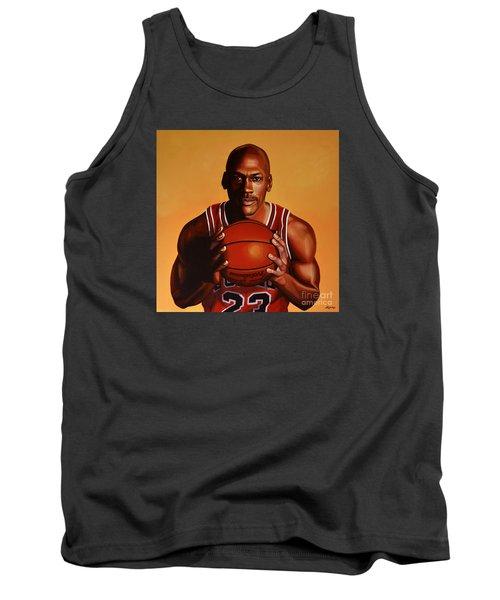 Michael Jordan 2 Tank Top