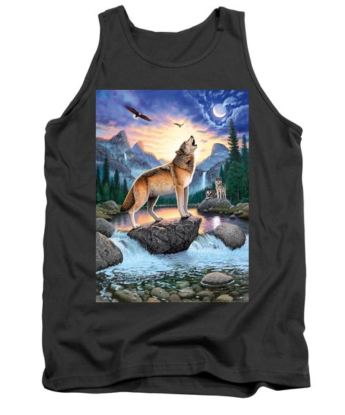 Midnight Call Tank Top