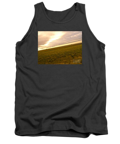 Midwest Slanted Tank Top