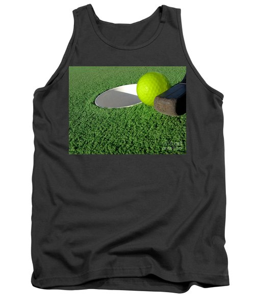 Miniature Golf Tank Top