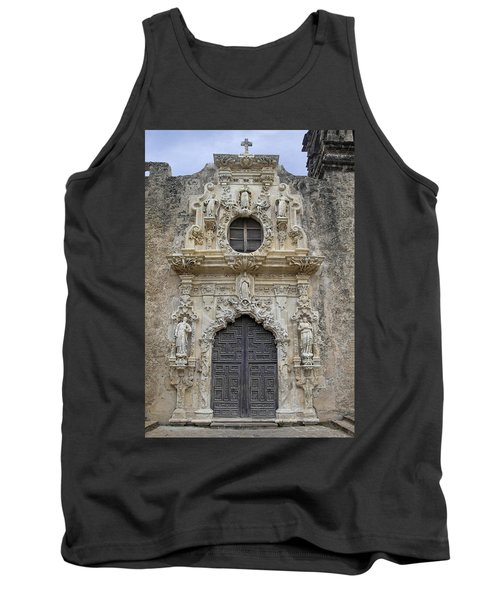 Mission San Jose Doorway Tank Top