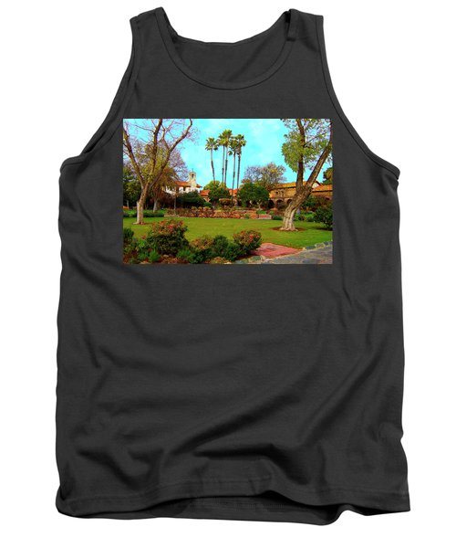 Mission San Juan Capistrano No 11 Tank Top