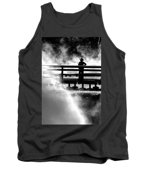 Misty Cowgirl Tank Top