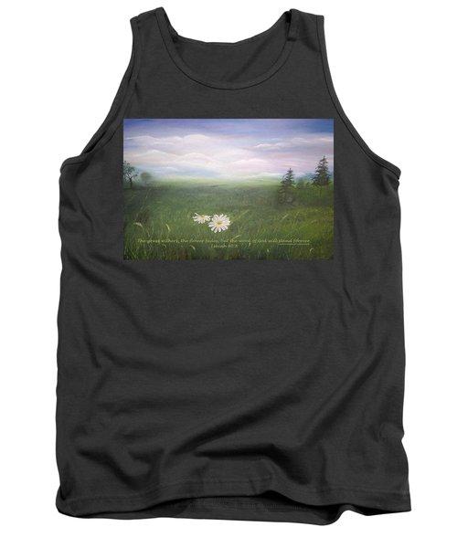 Misty Meadow Isaiah  Tank Top
