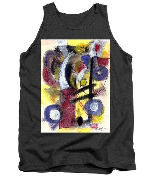 Misty Moon Tank Top