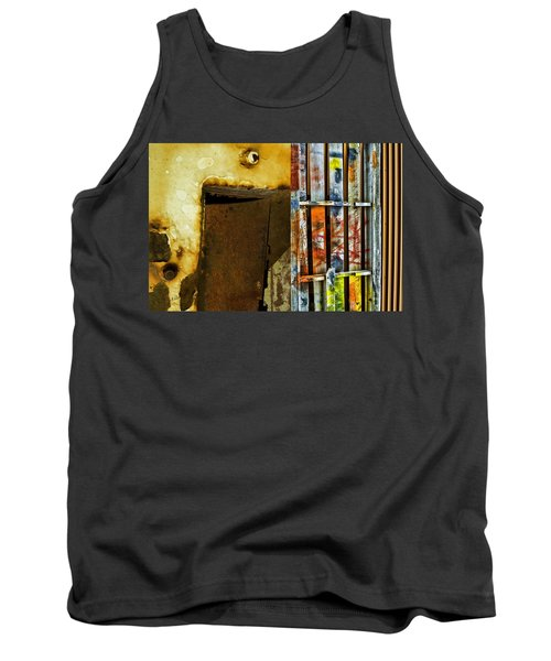 Mixed Elements Two Tank Top