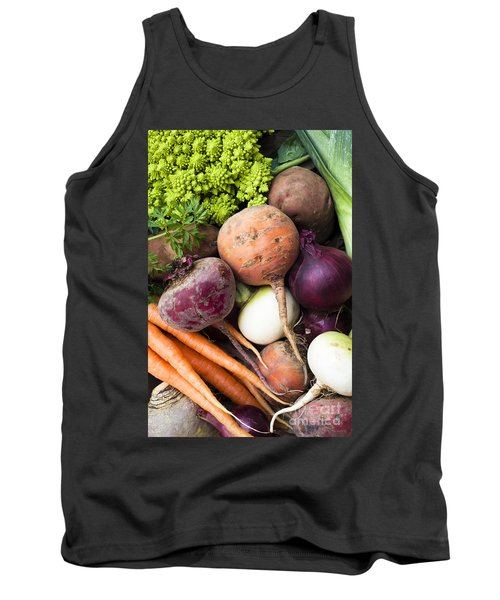 Mixed Veg Tank Top