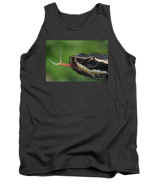 Moccasin Snake Tank Top