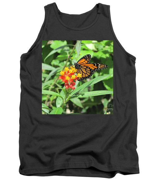 Monarch At Rest Tank Top