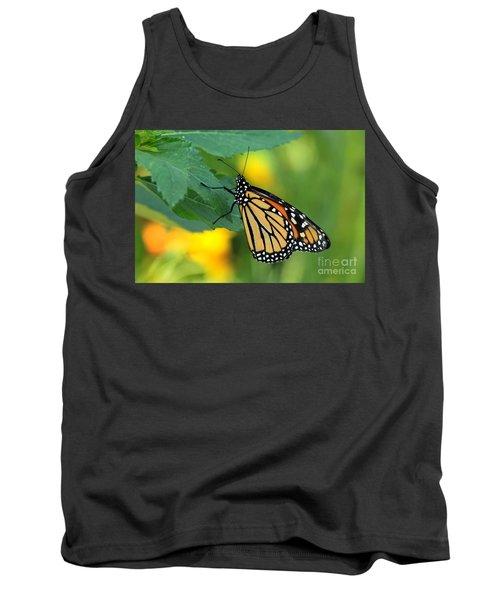 Monarch Butterfly Tank Top