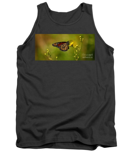 Monarch Moment Tank Top