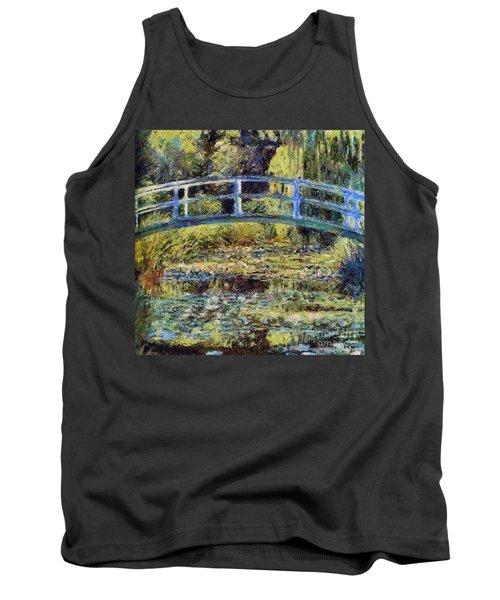 Monet's Bridge Tank Top