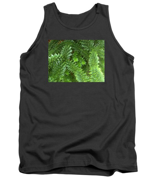 Monkey Puzzle Tank Top