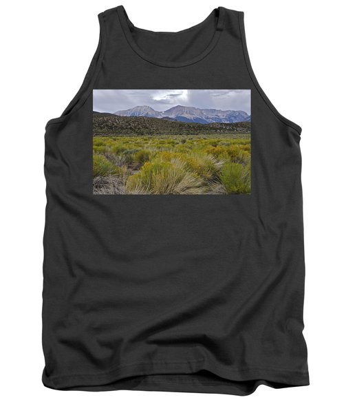 Mono Basin Lee Vining 1 Tank Top