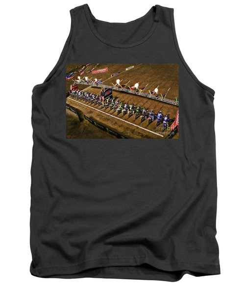 Monster Energy Ama Supercross  450sx Main Tank Top