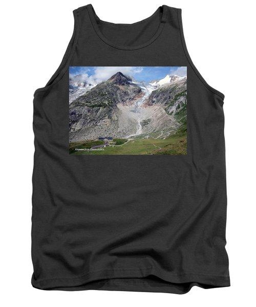 Mont Blanc Tank Top