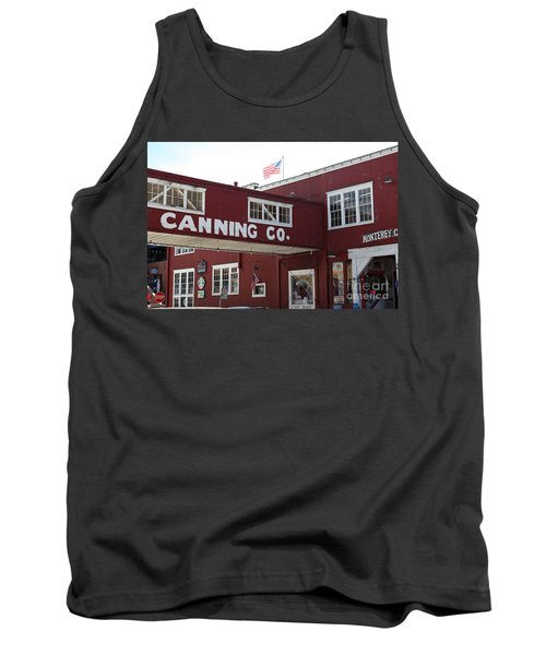 Monterey Cannery Row California 5d25066 Tank Top