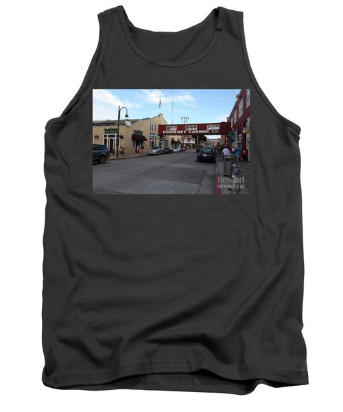 Monterey Cannery Row California 5d25135 Tank Top