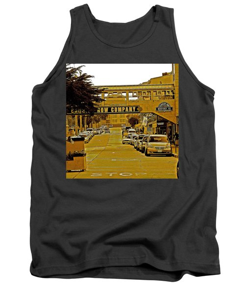 Monterey Cannery Row Company Tank Top