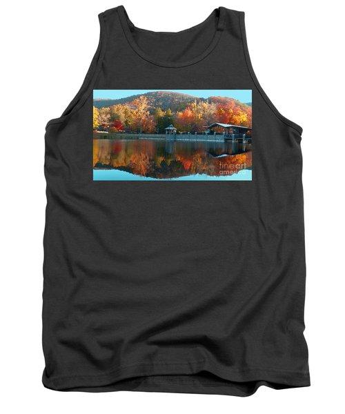 Montreat Autumn Tank Top