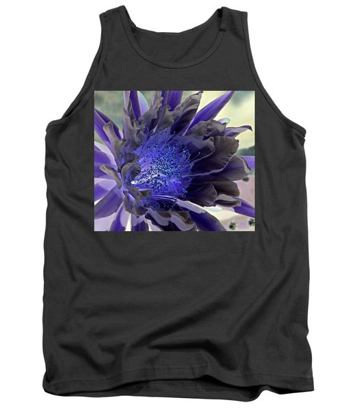 Tank Top featuring the photograph Moody Blues by Antonia Citrino