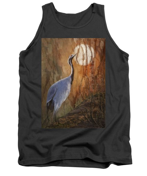 Moon Watch Tank Top