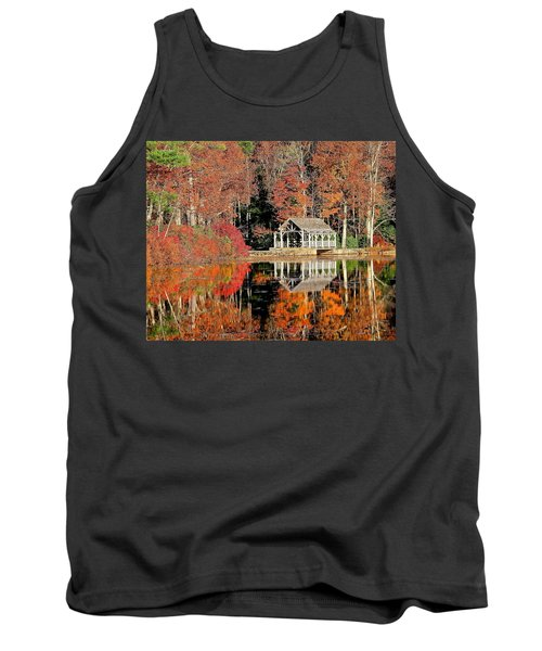 Moore State Park Autumn II Tank Top