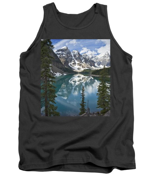 Moraine Lake Overlook Tank Top