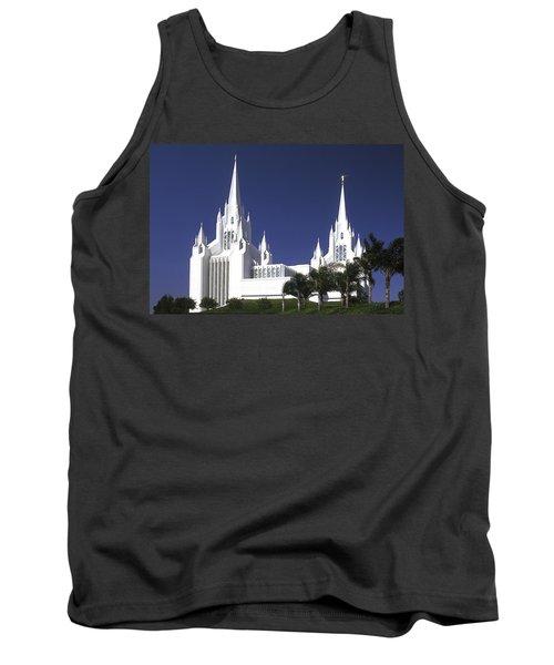 Mormon Temple Tank Top