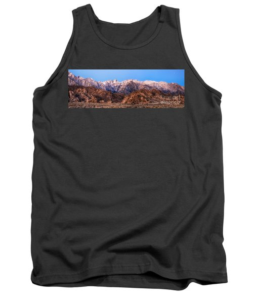 Morning Light Mount Whitney Tank Top