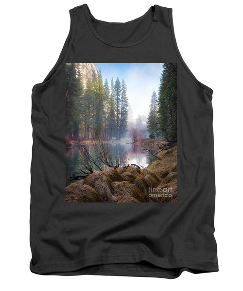Morning On The Merced Tank Top