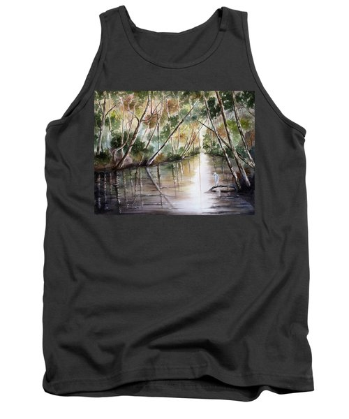 Morning Reflections Tank Top