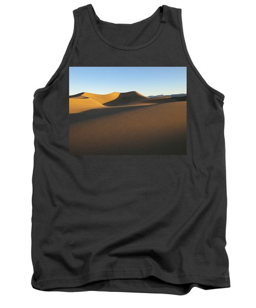 Tank Top featuring the photograph Morning Shadows by Joe Schofield