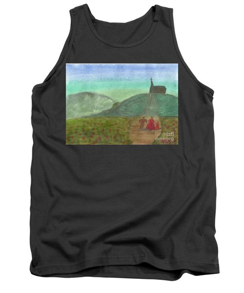 Morning Worship Tank Top
