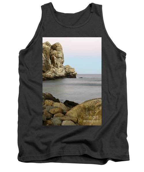 Morro Bay Morning 2 Tank Top