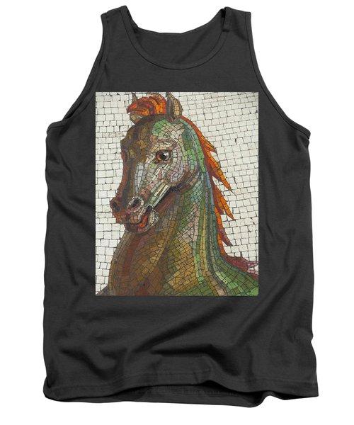 Mosaic Horse Tank Top