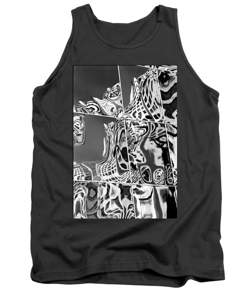 Tank Top featuring the photograph Mosaic by Steven Huszar