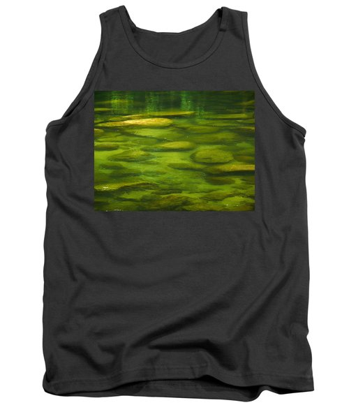 Tank Top featuring the photograph Mossman by Evelyn Tambour