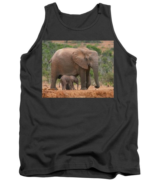 Mother And Calf Tank Top