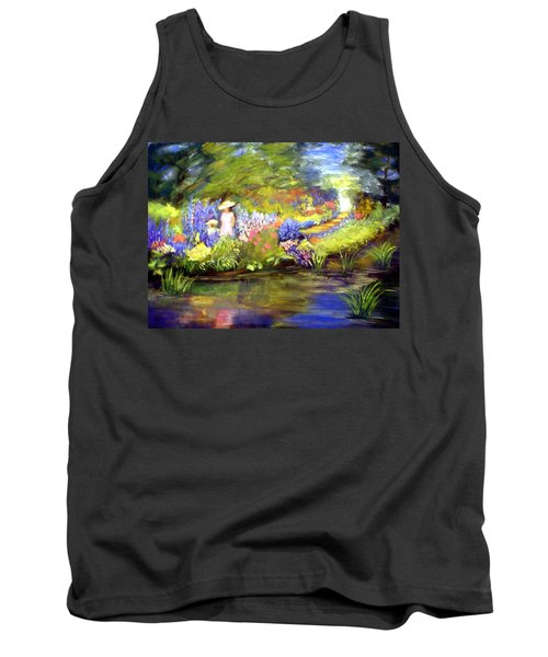 Mother And Daughter Tank Top by Gail Kirtz