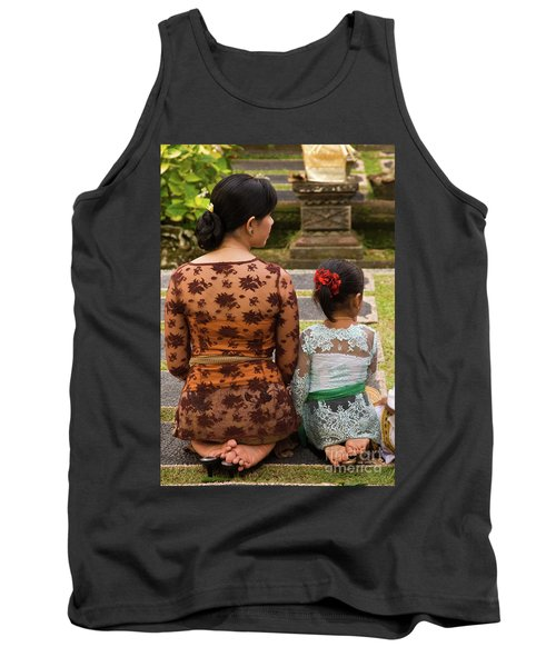 Mother And Daughter Tank Top