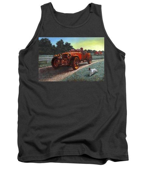 Motor Car Tank Top