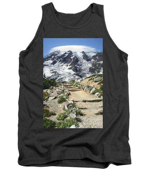 Mount Rainier Trail Tank Top
