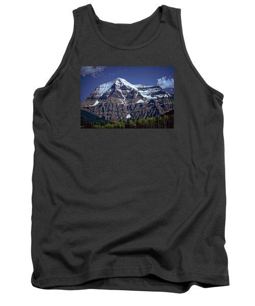 Mount Robson Tank Top by Richard Farrington