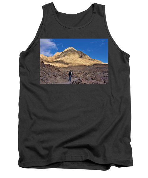 Mount Sinai Tank Top