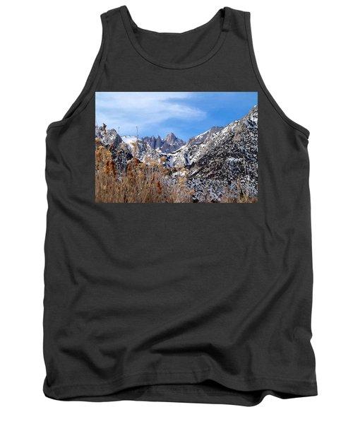 Mount Whitney - California Tank Top